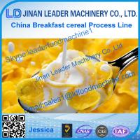 Best corn flakes cereals machines wholesale