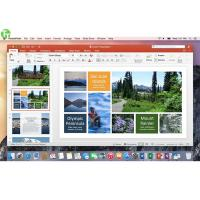 China Microsoft Office Professional Plus 2013 Product Key Card , MS Office 2011 For Mac on sale