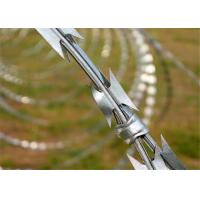 Best Hot-Dipped galvanized razor barbed wire galvanized binding wire low carbon wire wholesale