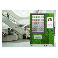 Best Restaurant University Gym Salad Vending Machine With Conveyor And Remote Control System wholesale