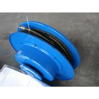 China Hanging Type Spring Loaded Cable Reel Economical Cost Effective High Efficiency on sale