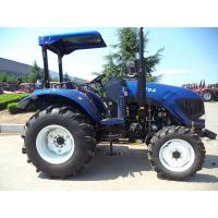 Buy cheap 130Hp Agricultural Farm Tractor Trailer With the Dump Trailer from wholesalers