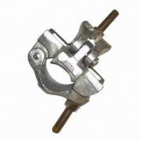 Buy cheap Malleable Heavy Scaffolding Coupler with Hot-dipped or Electro Galvanized from wholesalers