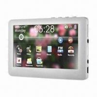 Best 4.3-inch MP5 Player with Multi-touch-gesture Touch Screen, Supports MP3 Player, WMA, FLAC and APE wholesale