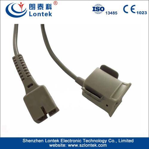 Cheap Nellcor Reusable Spo2 Sensor Pediatric Finger With 3ft UTP Cable for sale