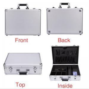 Best Small Aluminum Tool Case , Aluminum Brief Case Wit Customized Space wholesale