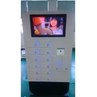 China 12-box Cell Phone Charger Stations for school , vending machine kiosk on sale