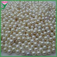 China 9-10mm AAAAA quality wholesale natural loose fresh water pearl beads on sale