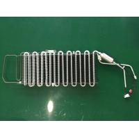Finned Evaporators 8.0*0.6mm / Used Aluminous Material / For Refigeration System