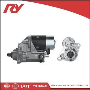 Best ISUZU Durable Nippondenso Starter Motor Copper 24V CW 11T 6HH1 024000-3040 wholesale