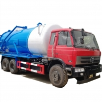 China customized new biggest 18,000Liters dongfeng brand vacuum tanker truck for sale, HOT SALE!cheaper sewage suction truck on sale