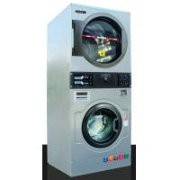 Best OASIS 13KGS Chinese Best Quality Soft Mount Vended/Self Service/Coin operated Stack Washer Dryer/Combo washer dryer wholesale