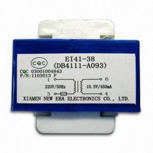 Best Power Transformer with Pins, 220V AC/50Hz Input Voltage, 10W Maximum Output Power wholesale
