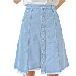 Best Sexy Ladied Summer High Waisted Denim Pencil Skirt , Short Denim Mini Skirt wholesale