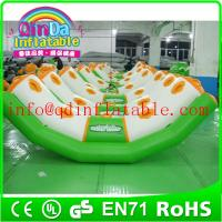 Cheap QinDa inflatable adult seesaw inflatable seesaw chair inflatable water games for sale