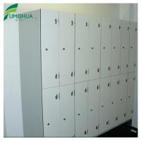 China Custom Solid Color Employee Locker For Shopping Mall on sale