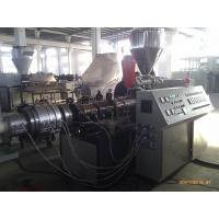 Best Automatic Plastic Extrusion Machinery of PVC Pipe Manufacturing Machine / PVC pipe Extrusion equipment wholesale