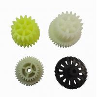 Best Pom Spur Precision Plastic Gears Straight Tooth Gear Injection Plastic Modling Type wholesale