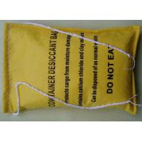 China 1kg Container Desiccant Bag With Strings on sale