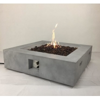 Best Factory price home decoration real flame LPG NPG propane outdoor gas fireplace fire pit bowls wholesale