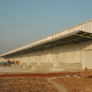 China Sectional Door /Overhead Door / Industrial Sectional Door (CSID-001) on sale