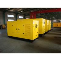 Best Silent Generator Set with Isuzu Diesel Engine Leroy Somer Alternator 45kVA, 36kW wholesale