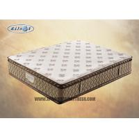Best Cozy Compressed Pillow Top Memory Foam Mattress Topper For Camping Bed wholesale