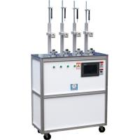 China Multi Cord Wire Bending Test Machine Electrical Conductivity Test Short Circuit on sale