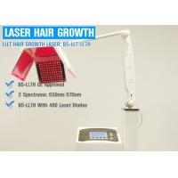 China 650nm / 670nm Diode Laser Hair Growth Machine For Hair Loss Treatment on sale