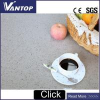 Best Artificial Stone Bathroom Vanity Top Surface Grey Quartz Worktop wholesale