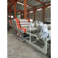 Buy cheap SY560-5L1650mm Five Roll Calender Production Line used in PVC Sheet product