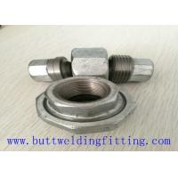 China Class 150 Union NPT Female Malleable Iron Pipe Fitting With Black Finish on sale