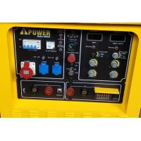 Best WD400-Ⅱ 400A Diesel Engine Driven Welder / Multi Process Welder Generator wholesale