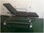 Best 304 Stainless Steel Emergency Stretcher Trolley , Emergency Gurney Size 1930*750 wholesale