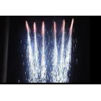 China stage cold fireworks-fuwa fireworks,birthday cake fireworks factory on sale