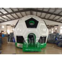 Best Soccer Bounce House for sale wholesale