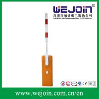 China Straight Boom Automatic Car Park Barrier Electronic Barrier Gates Safety wholesale