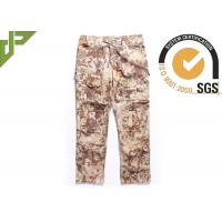 Best Highlander Mens Army Cargo Pants With Slanted Pocket , Bdu Combat Trousers wholesale