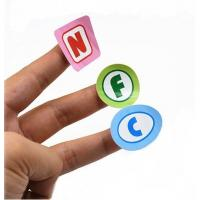 Best Printable Paper Programmable Nfc Stickers Tag Label For Phone ISO14443A wholesale
