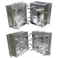 China Custom injection plastic machine part Mold, HASCO Mold Base, Cold runner on sale