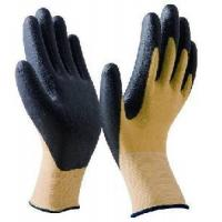 Best Nitrile Cut Resistant Gloves Coated Kevlar Mixed with Spandex Liner (GKV5004) wholesale