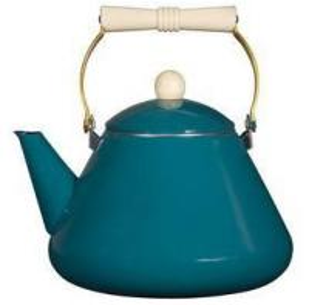 China Enamel Tea Pot on sale