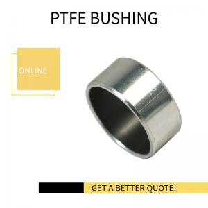 Best PTFE Bronze Split Bushing Steel Backed Metric Sleeve Diameter wholesale