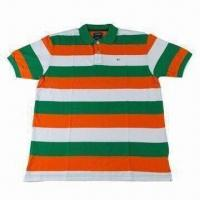 Best Polo Shirt, Available in Various Colors, Sizes and Designs, Made of Cotton wholesale