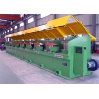 China Rigid Structure Straight Wire Drawing Machine , Medium Wire Drawing Machine on sale