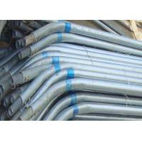 Best Hot Dipped Pre Galvanized Round Pipe Greenhouse Use Strong Corrosion Resistance wholesale