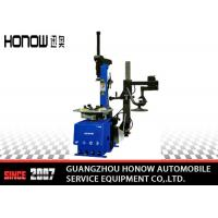 Best 1.1 Kw Motor Tyre Repair Machine , Tyre Changer Machine 220V / 380V With Help Arms wholesale