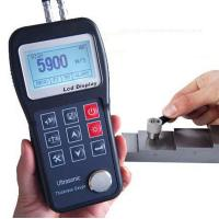 China Plastic Film Thickness Measuring Instrument,Metal Digital Thickness Gauge Tool , Metal Thickness Tester on sale