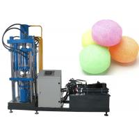 China Electric Pill Pharmaceutical Tablet Press Machine LS2 100T ≤150mm Filling Depth on sale