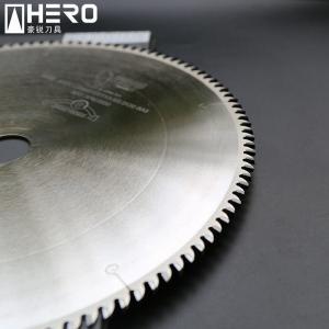 China Multifunctional Tct Circular Saw Blade , Sheet Metal Circular Saw Blade Bur Free on sale